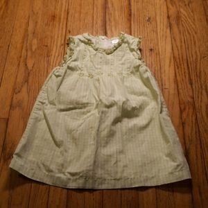 Gap Infant Dress 12 - 18 Month Size